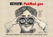 Review: PubMed.gov. Search. Find. Test. Rate. Painopolis. We keep watch for tools that could help you.